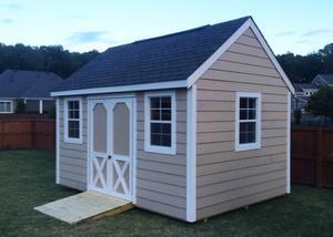 Garden Sheds Virginia Beach storage sheds • garages • decks